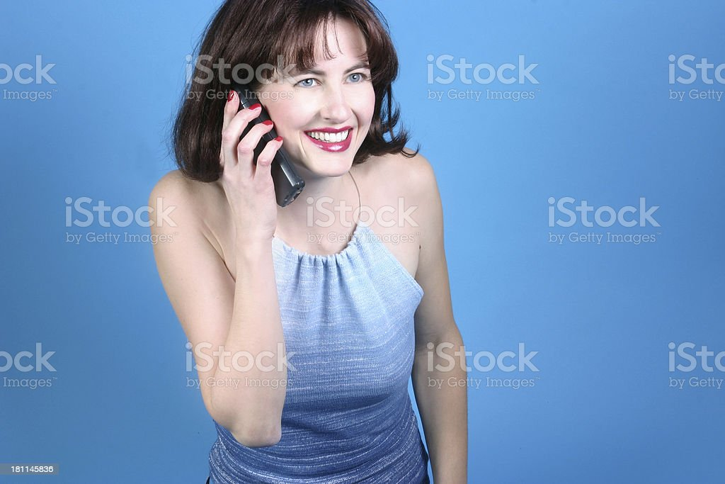Casual Conversation 2 royalty-free stock photo