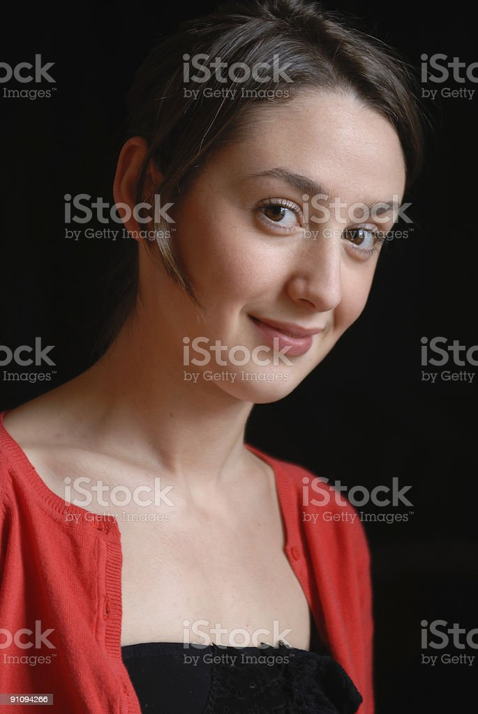 Casual elegance 2 stock photo
