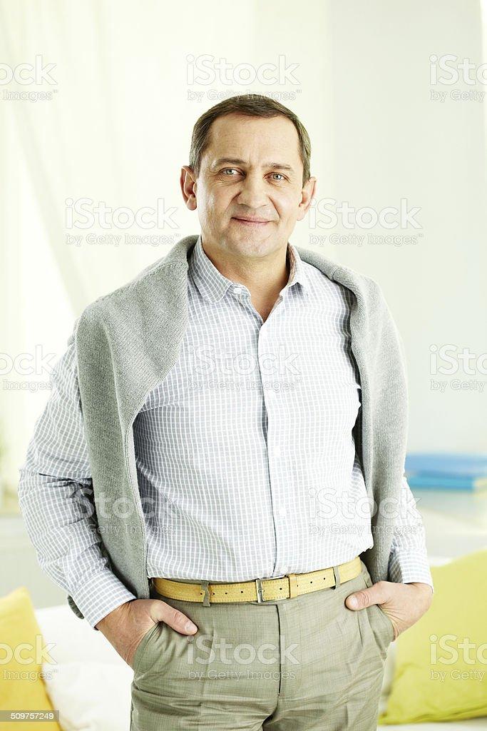 Casual fashion stock photo