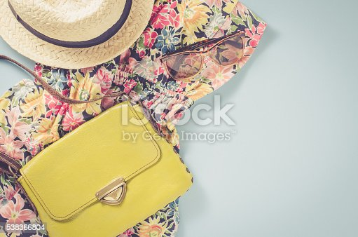 istock Casual female clothes 538366804