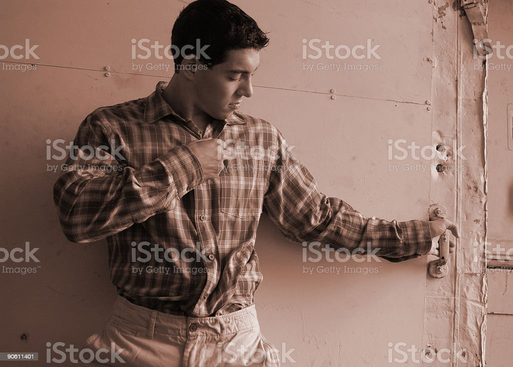 casual male stock photo