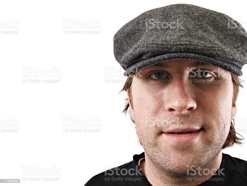 Casual Man royalty-free stock photo