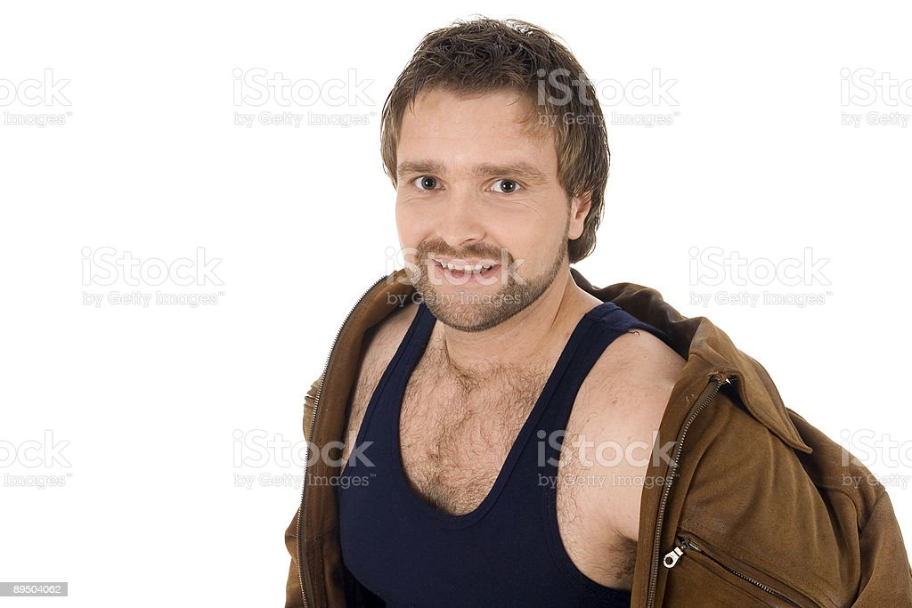 Casual man royalty-free stock photo