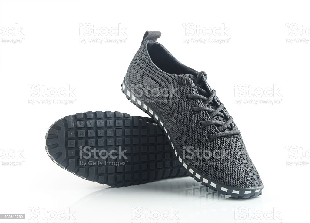 Casual Shoes stock photo