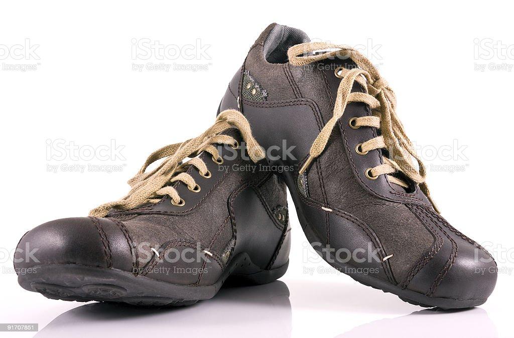 Повседневные обувь Стоковые фото Стоковая фотография