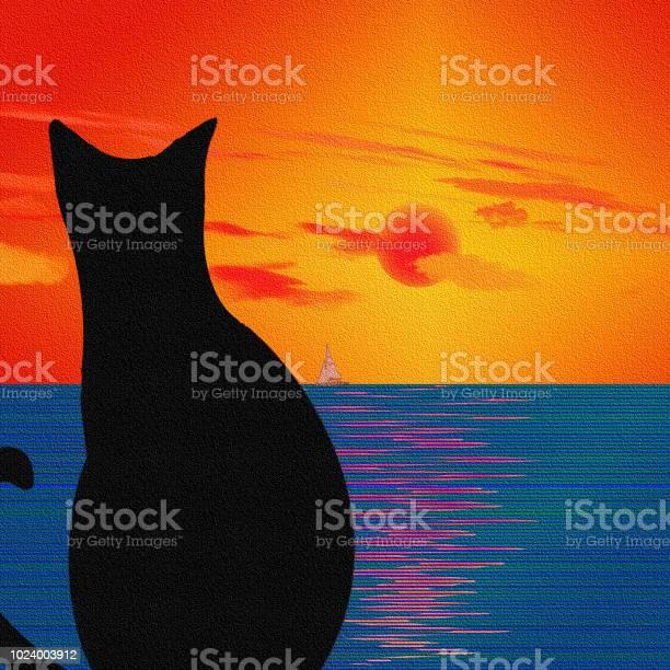 Cat and landscape picture id1024003912?b=1&k=6&m=1024003912&s=612x612&h=jhpkjmfwa8nga1c8eobtlcl9uwgovrkou44yupelrjq=