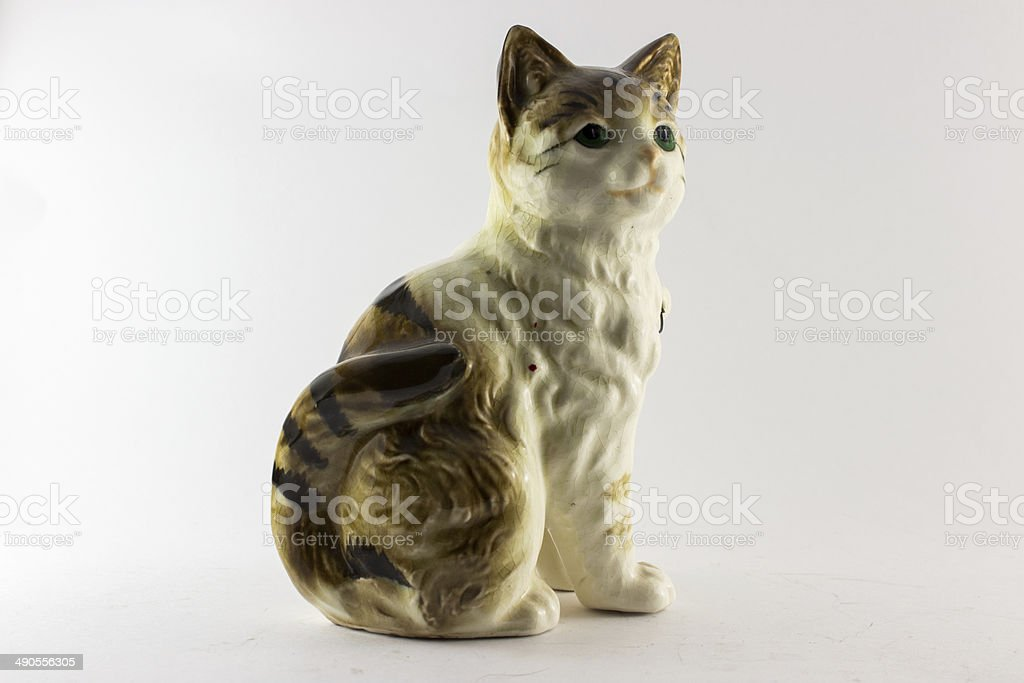 figura de gato stock photo