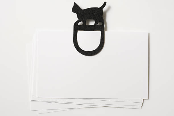 Cat paper clip with blank business card on white background picture id160313515?b=1&k=6&m=160313515&s=612x612&w=0&h=l 0vq9x2jd01gsj7whj7yybwkhgvbad9kzj3zexww7c=