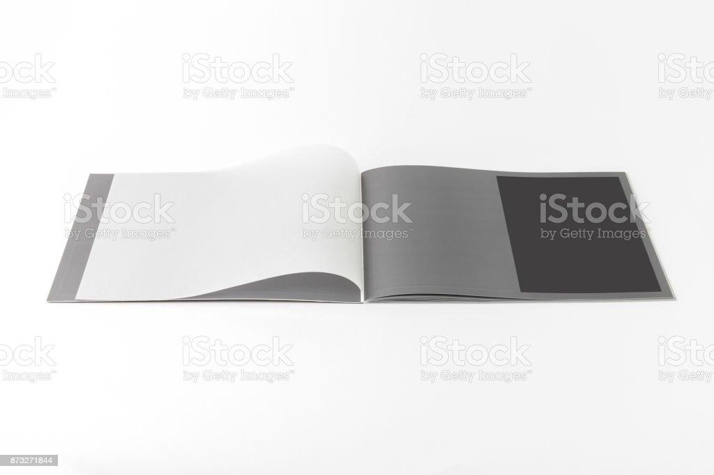 mock-up Katalog – Foto