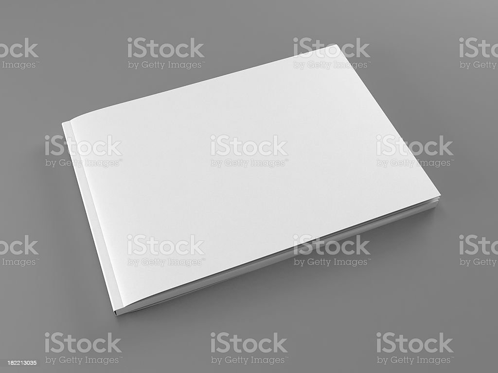 catalogue template stock photo