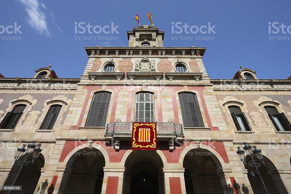 Catalonia royalty-free stock photo