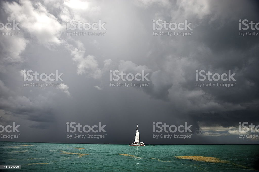 storm in key west florida