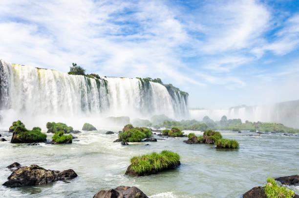 Cataratas do Iguaçu-1 stock photo