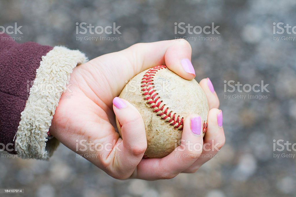 Catch royalty-free stock photo