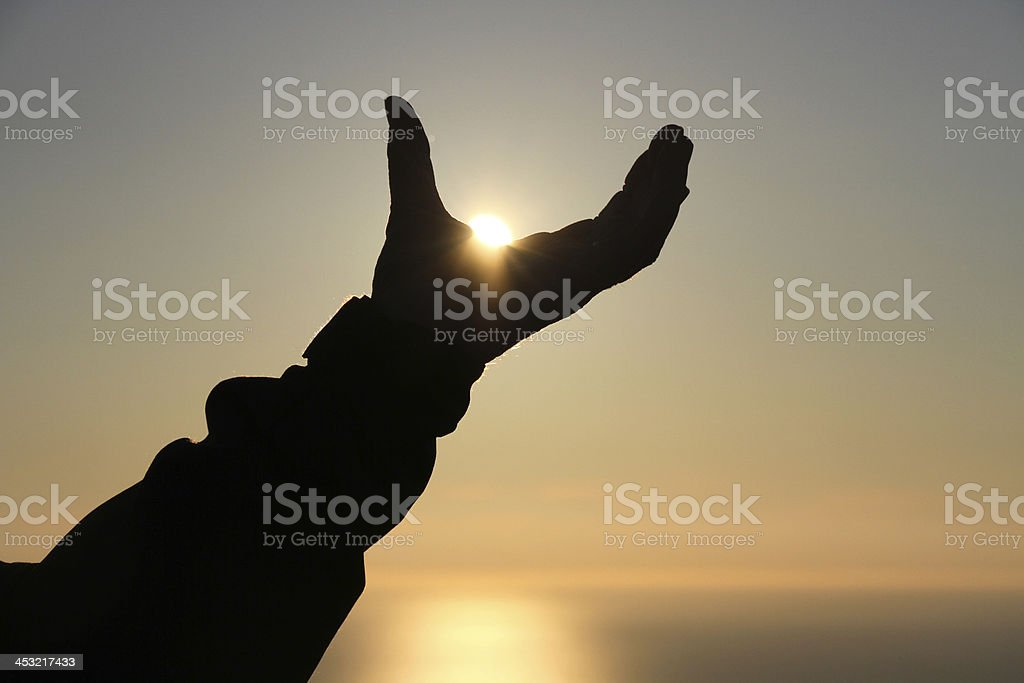 catch the sun royalty-free stock photo