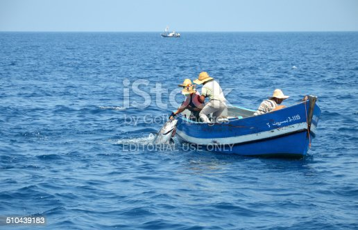 156872766 istock photo Catching tuna in Straits of Gibraltar - July 2014 510439183