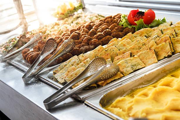 catering – nahaufnahme - hotels in der türkei stock-fotos und bilder