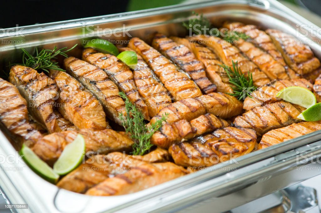 Stupendous Catering Food Wedding Event Table Buffet Line In Wedding Delicious Appetizer Closeup Stock Photo Download Image Now Download Free Architecture Designs Scobabritishbridgeorg