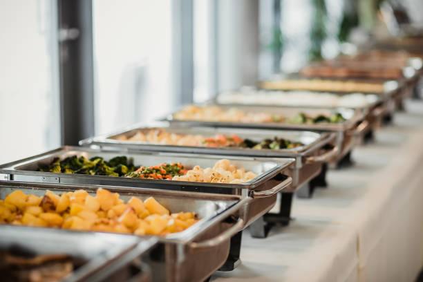Traiteur mariage événement Table des aliments - Photo