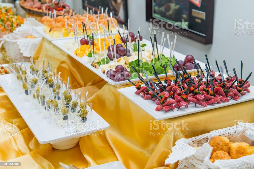 Buffe bröllop catering