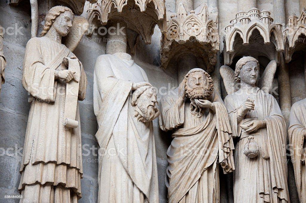Basilique de Notre-Dame de Amiens7 (France) - Photo