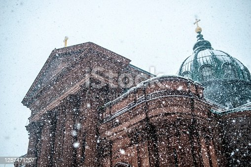 istock Cathedral Basilica of Saints Pater and Paul 1257471207
