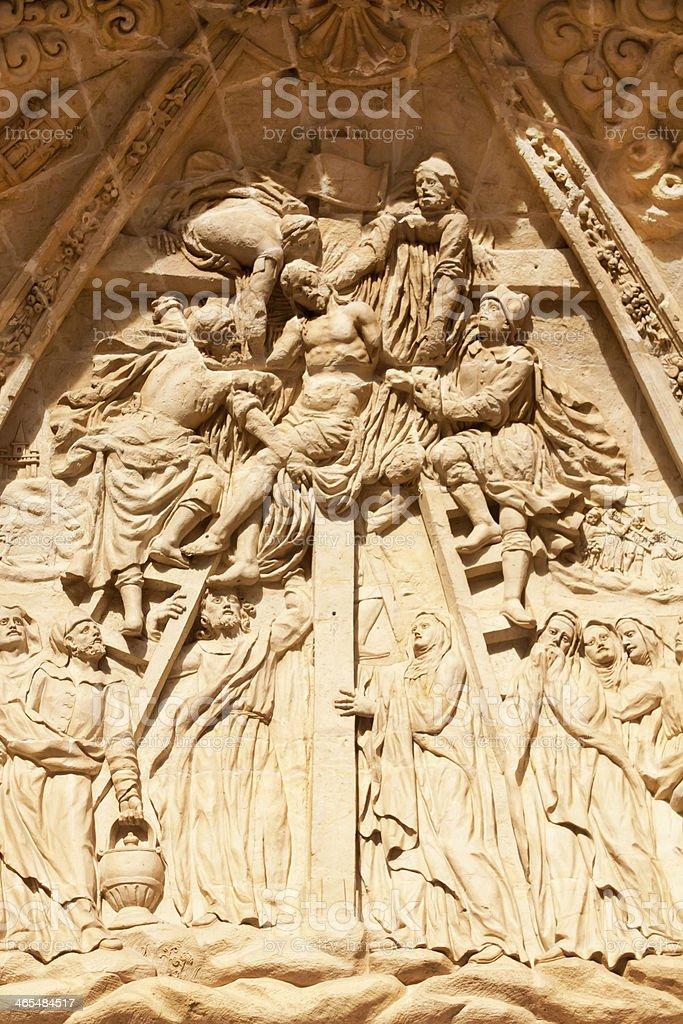 Catedral de Astorga, España - foto de stock