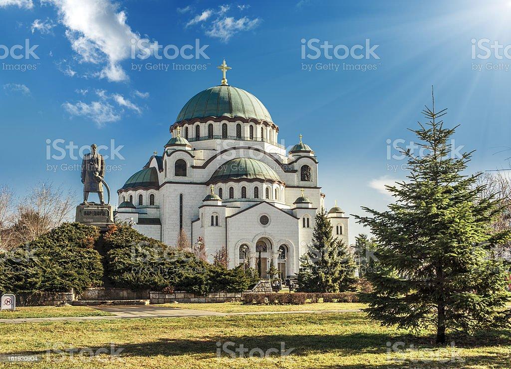 Belgrado foto stock royalty-free