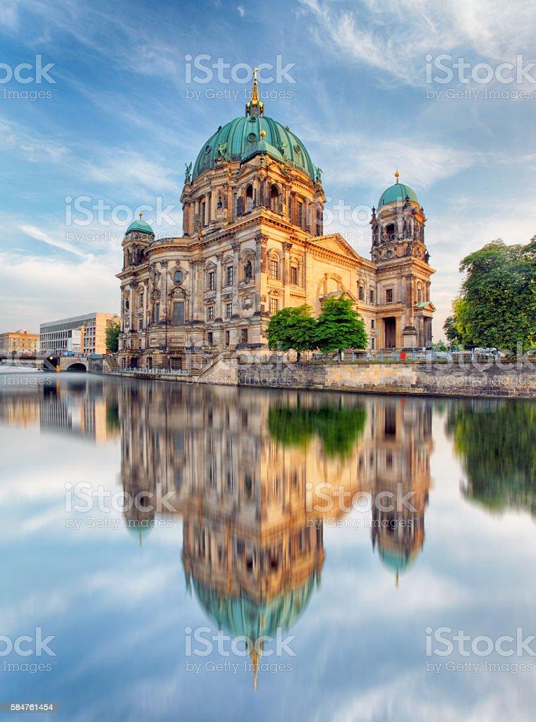 Kathedrale in Berlin, der Berliner Dom – Foto