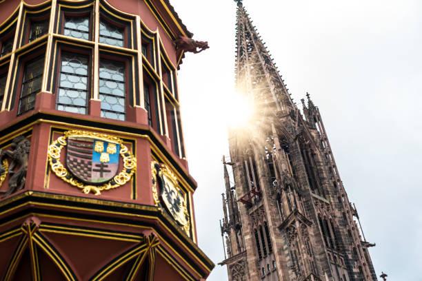 Kathedrale in Freiburg – Foto