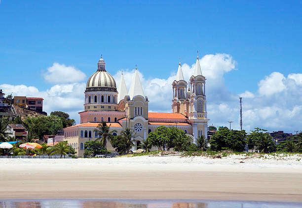 Kathedrale in Ilheus.Brazil. – Foto