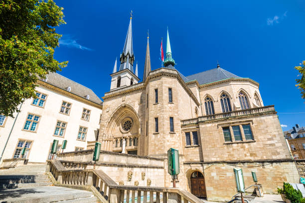 Kathedrale in Luxemburg – Foto