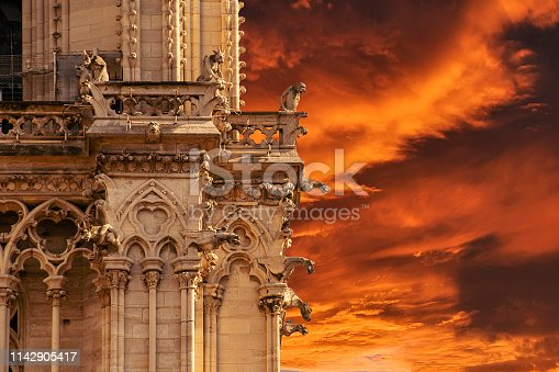 istock Cathedral Notre Dame Paris 1142905417