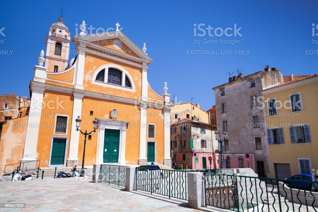 Cathédrale d'Ajaccio, Corse - Photo