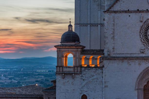 assisi katedrali - pope francis stok fotoğraflar ve resimler