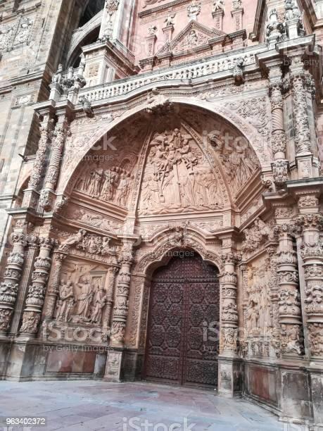 Katedra W Astorga - zdjęcia stockowe i więcej obrazów Architektura