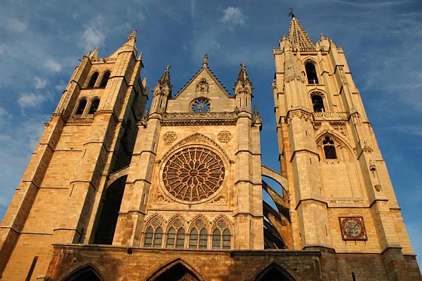 Kathedrale von Leon, Spanien – Foto