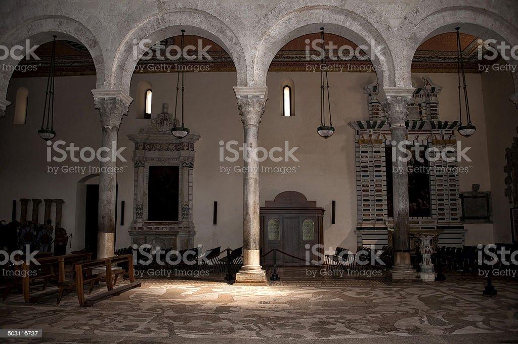 Cathedral of Otranto. royalty-free stock photo