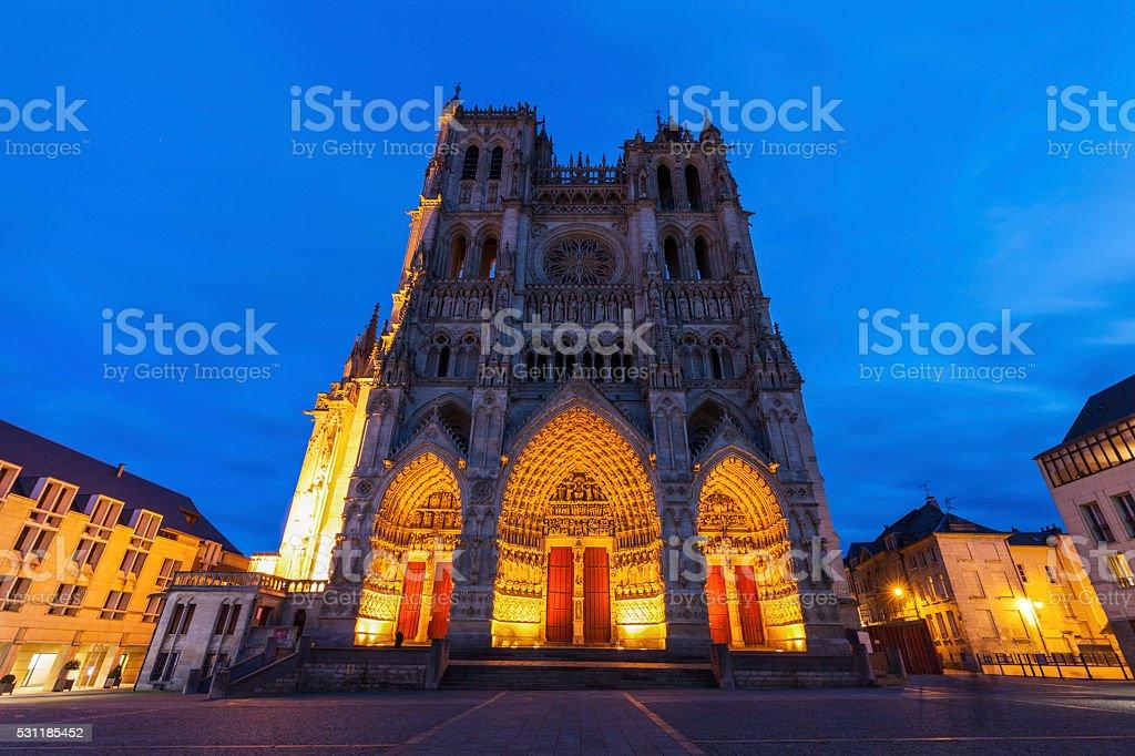 Cathédrale Notre-Dame d'Amiens - Photo