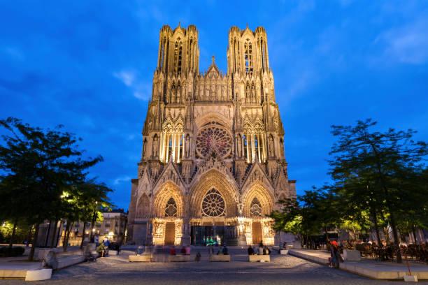 Kathedrale Unserer Lieben Frau von Reims – Foto
