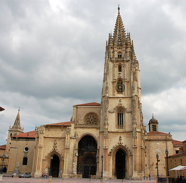 Kathedrale in Oviedo – Foto