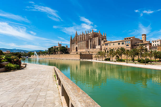 Cathédrale de Palma de Majorque, Espagne - Photo