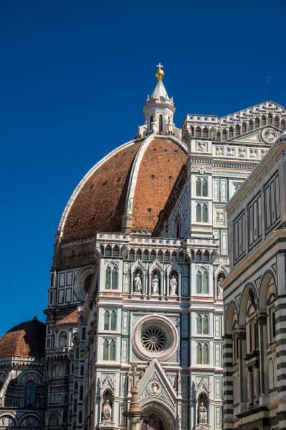 Cathedral of Santa Maria del Fiore stock photo