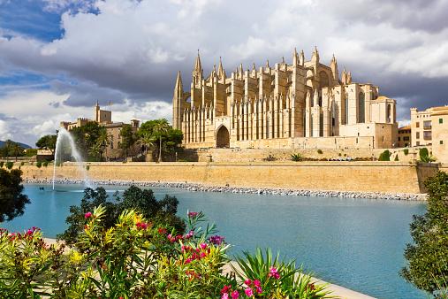 Cathedral of Santa Maria, Palma de Mallorca, La Seu