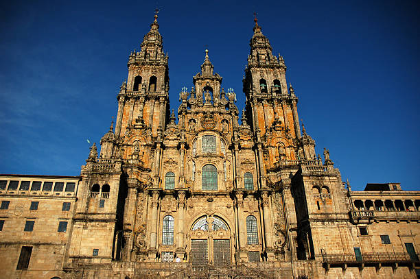 Kathedrale von Santiago de Compostela – Foto