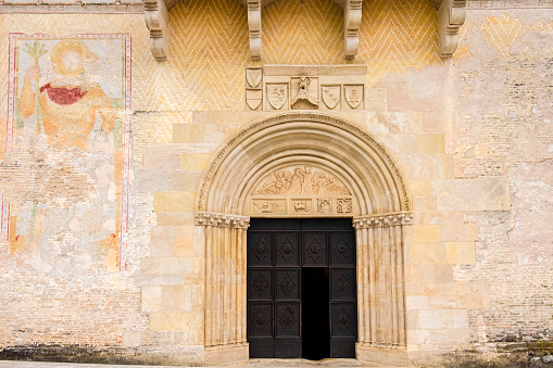 Cathedral of Spilimbergo, dating to the 14th century