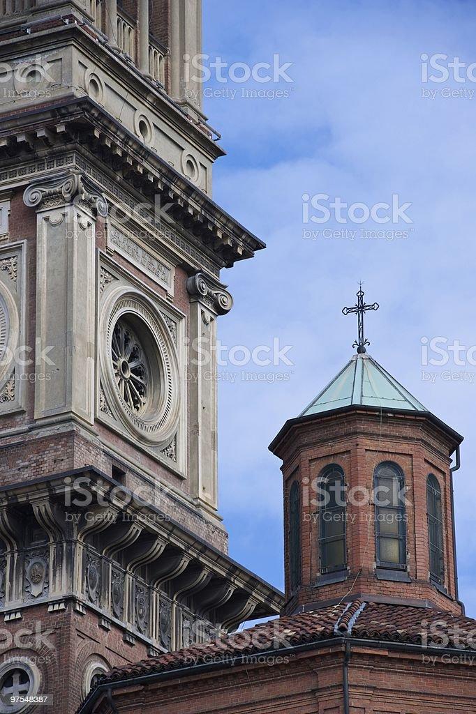 Cathédrale St. Peter photo libre de droits