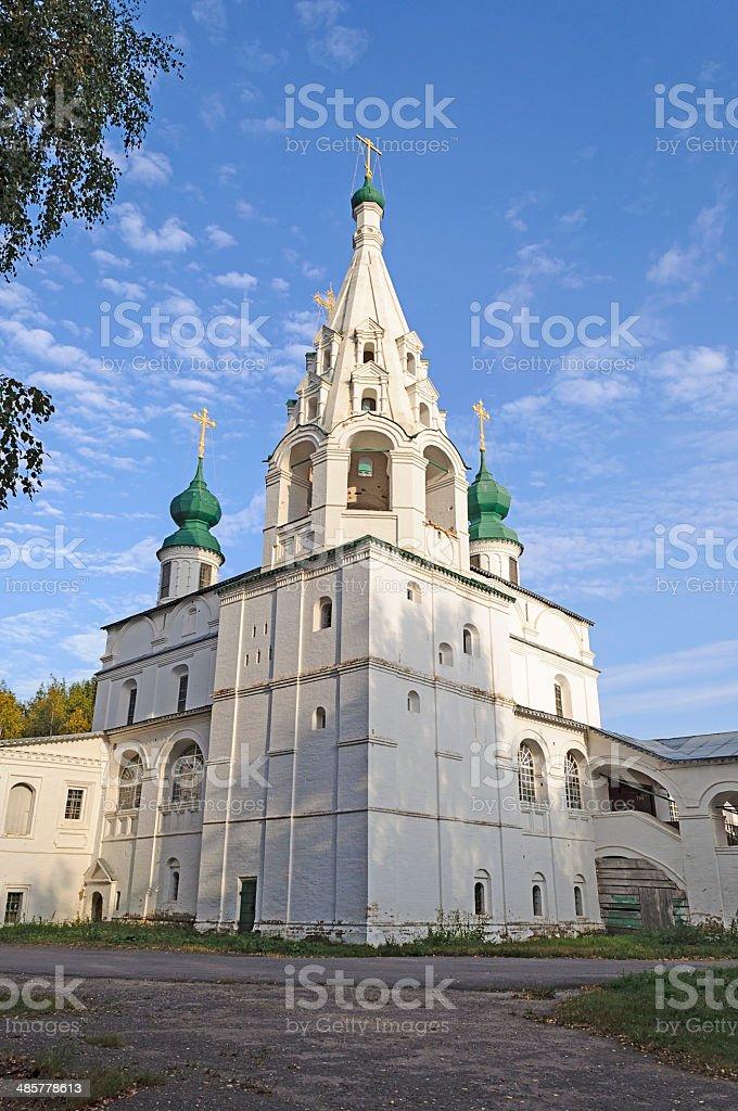 Erzengel-Michael-Kathedrale, die in Weliki Ustyug – Foto