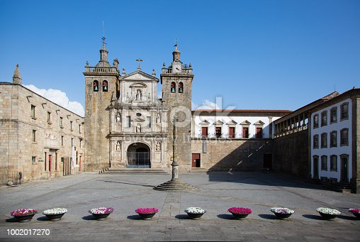 Cathedral of Viseu in Portugal