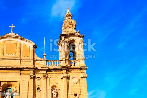 istock Cathedral on Malta 922522484